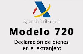 Modelo 720 – Importante